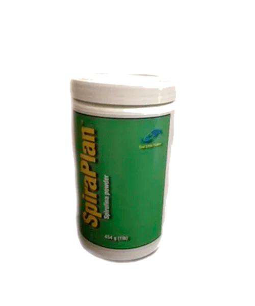 TLF Spirulina Spiraplan | Suplemento para aquário  - KAUAR
