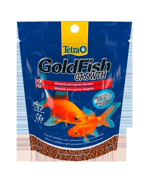 Tetra Goldfish Growth Pelltes | Ração para Peixes  - KAUAR