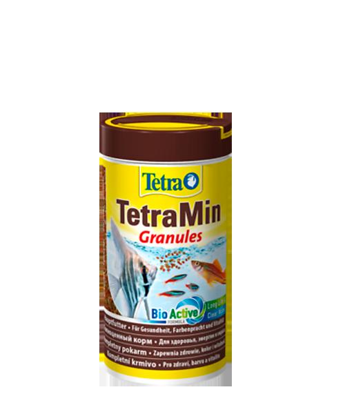 Tetra Min Granules | Ração para Peixes   - KAUAR