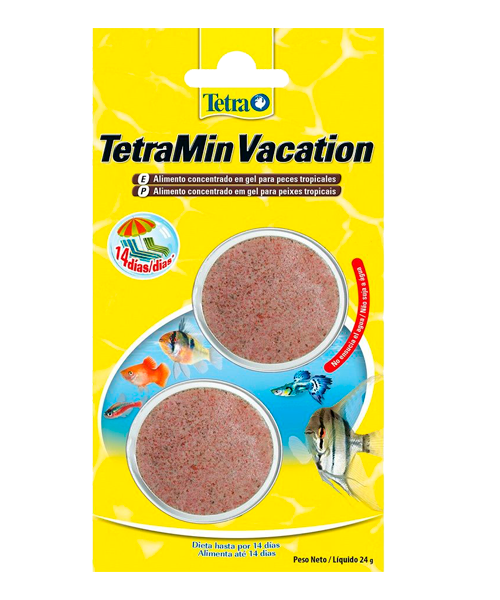 Tetra Tetramin Vacation | Ração para Peixes  - KAUAR