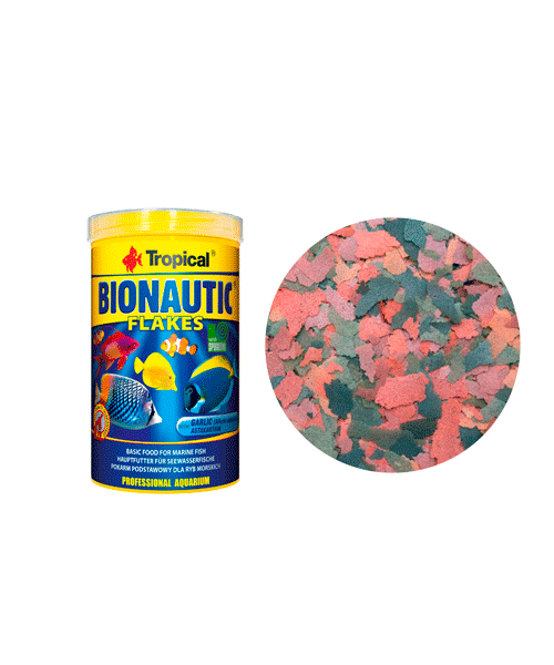 Tropical Bionautic Flakes | Ração para Peixes   - KAUAR