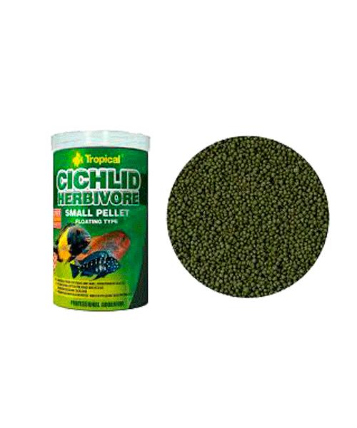 Tropical Cichlid Herbivore Small Pellet | Ração para Peixes  - KAUAR