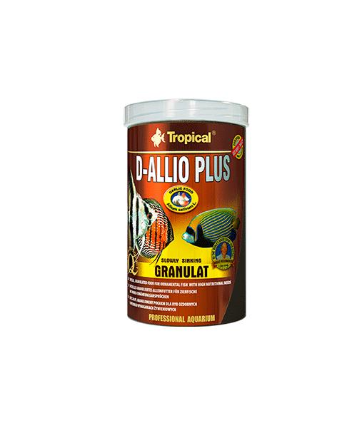 Tropical D-Allio Plus Granulat | Ração para Peixes  - KAUAR