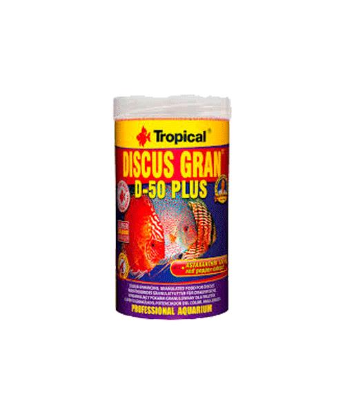 Tropical Discus Gran D-50 Plus | Ração para Peixes  - KAUAR