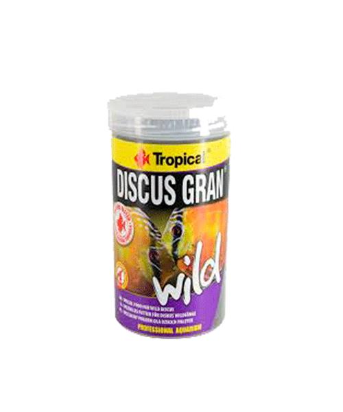 Tropical Discus Gran Wild | Ração para Peixes  - KAUAR