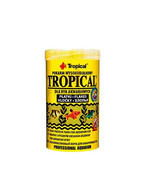 Tropical Flakes | Ração para Peixes  - KAUAR