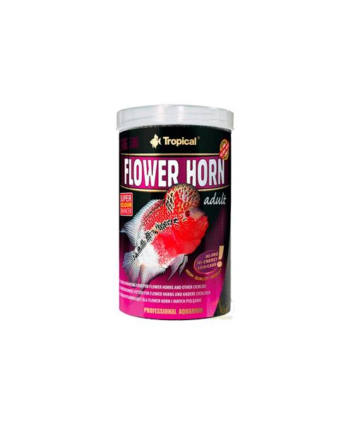 Tropical Flower Horn Adult Pellet | Ração para Peixes   - KAUAR