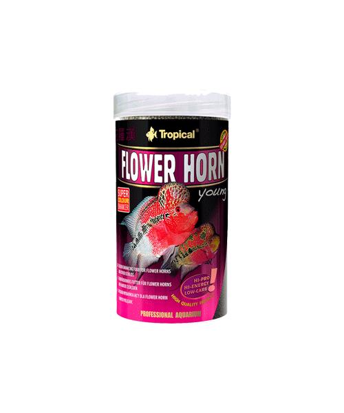 Tropical Flower Horn Young Pellet | Ração para Peixes  - KAUAR