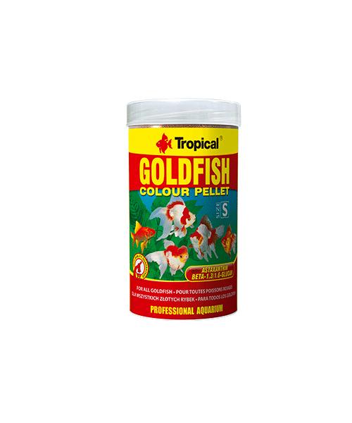 Tropical GoldFish Colour Pellet | Ração para Peixes  - KAUAR