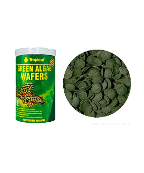 Tropical Green Algae Wafers | Ração para Peixes  - KAUAR