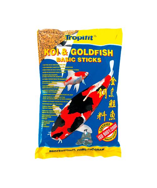 Tropical Koi & Goldfish Basic Sticks | Ração para Peixes  - KAUAR