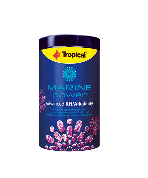 Tropical Marine Power Advanced KH/Alkalinity | Alcalinizante para Aquário  - KAUAR
