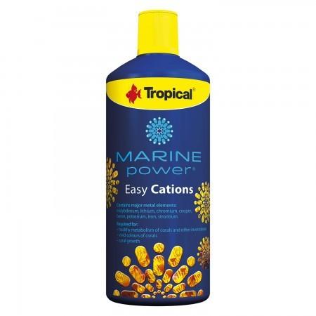 Tropical Marine Power Cations | Suplemento para Aquário   - KAUAR