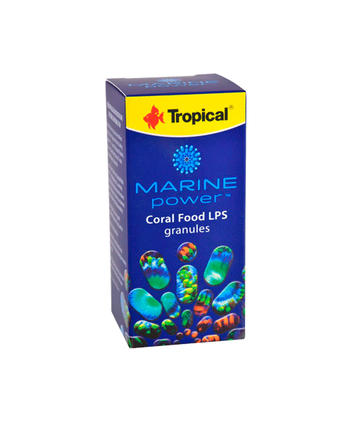 Tropical Marine Power Coral Food LPS Mini Granule | Ração para Peixes   - KAUAR