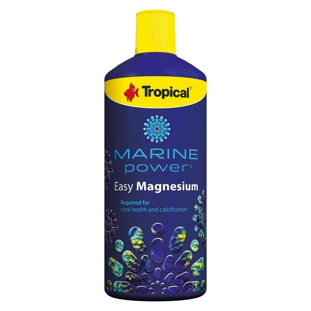 Tropical Marine Power Easy Magnesium | Suplemento para Aquário  - KAUAR