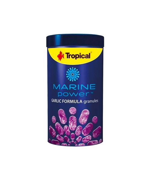 Tropical Marine Power Garlic Formula Granules | Ração para Peixes  - KAUAR