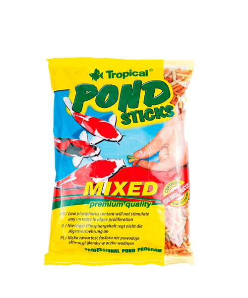 Tropical Pond Sticks Mixed | Ração para Peixes  - KAUAR