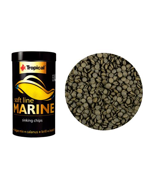 Tropical Soft Line Marine Size L | Ração para Peixes  - KAUAR