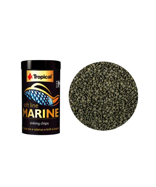 Tropical Soft Line Marine Size M | Ração para Peixes  - KAUAR