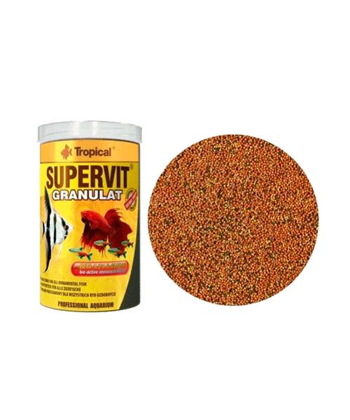 Tropical Supervit Granulat | Ração para Peixes  - KAUAR