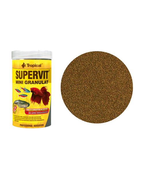 Tropical Supervit Mini Granulat   Ração para Peixes   - KAUAR
