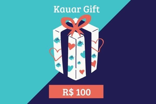 Vale-Presente Kauar  - KAUAR