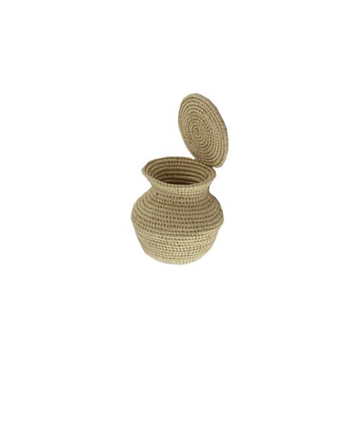 Vaso Decorativo | Arte Indígena | Ianomami M2  - KAUAR