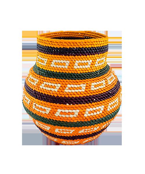 Vasos Decorativos | Arte Indígena |  Urucureá M4  - KAUAR