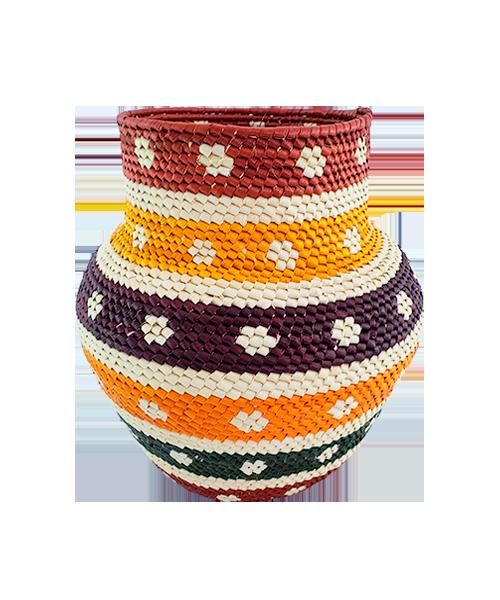 Vasos Decorativos | Arte Indígena | Urucureá M6  - KAUAR