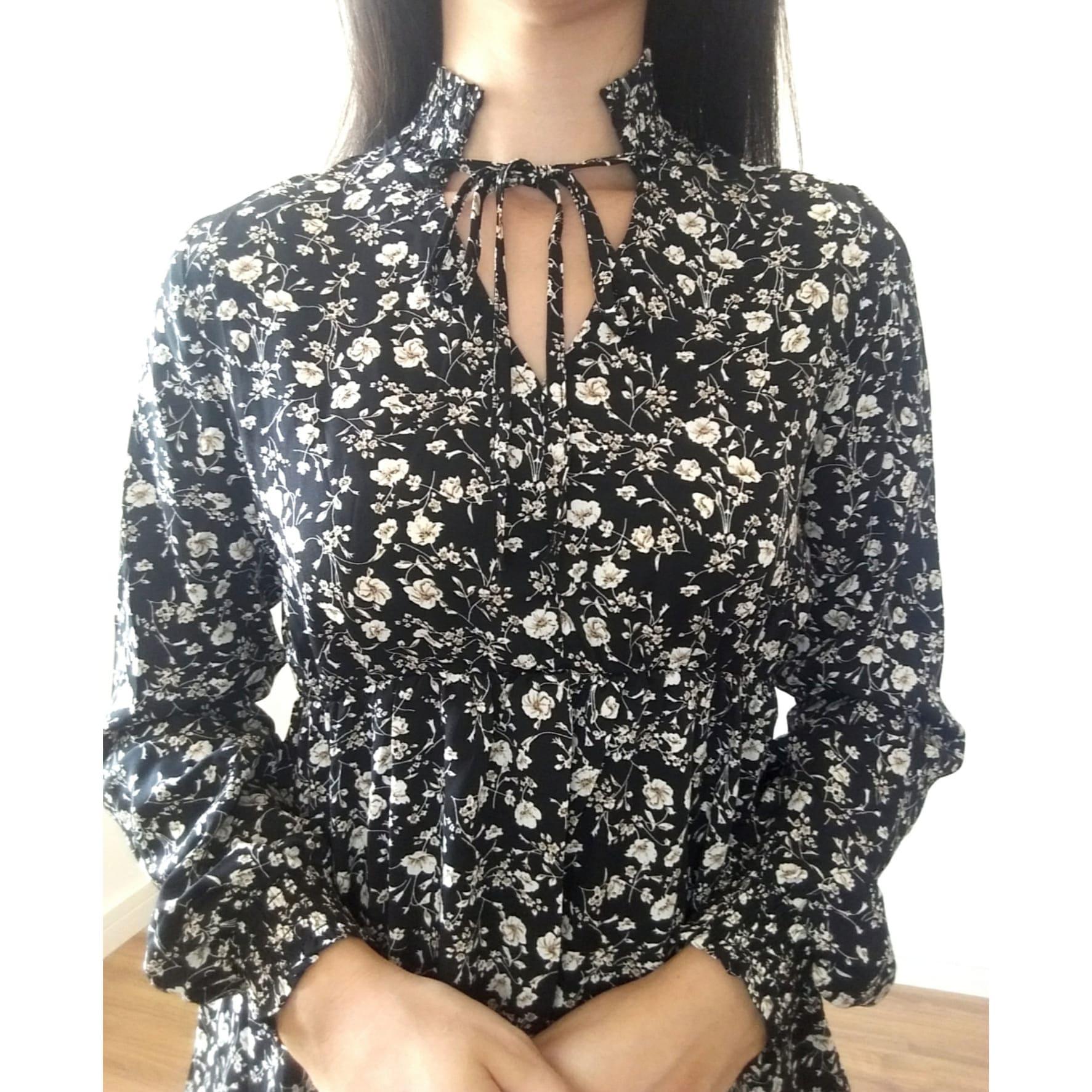 Vestido Gardênia