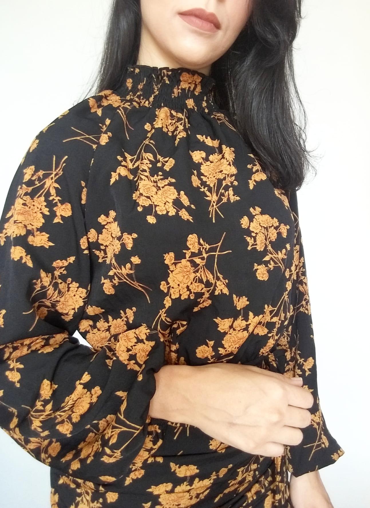 Vestido Orquidea