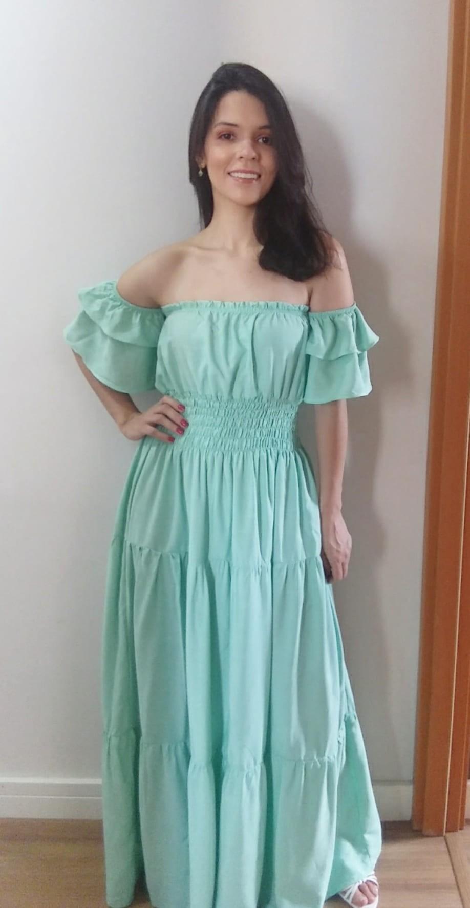 Vestido afeto