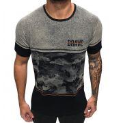 Camisa Rajada Brave