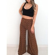 Mega Pantalona Animal Print