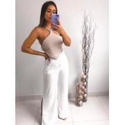 Pantalona Fenda Lateral