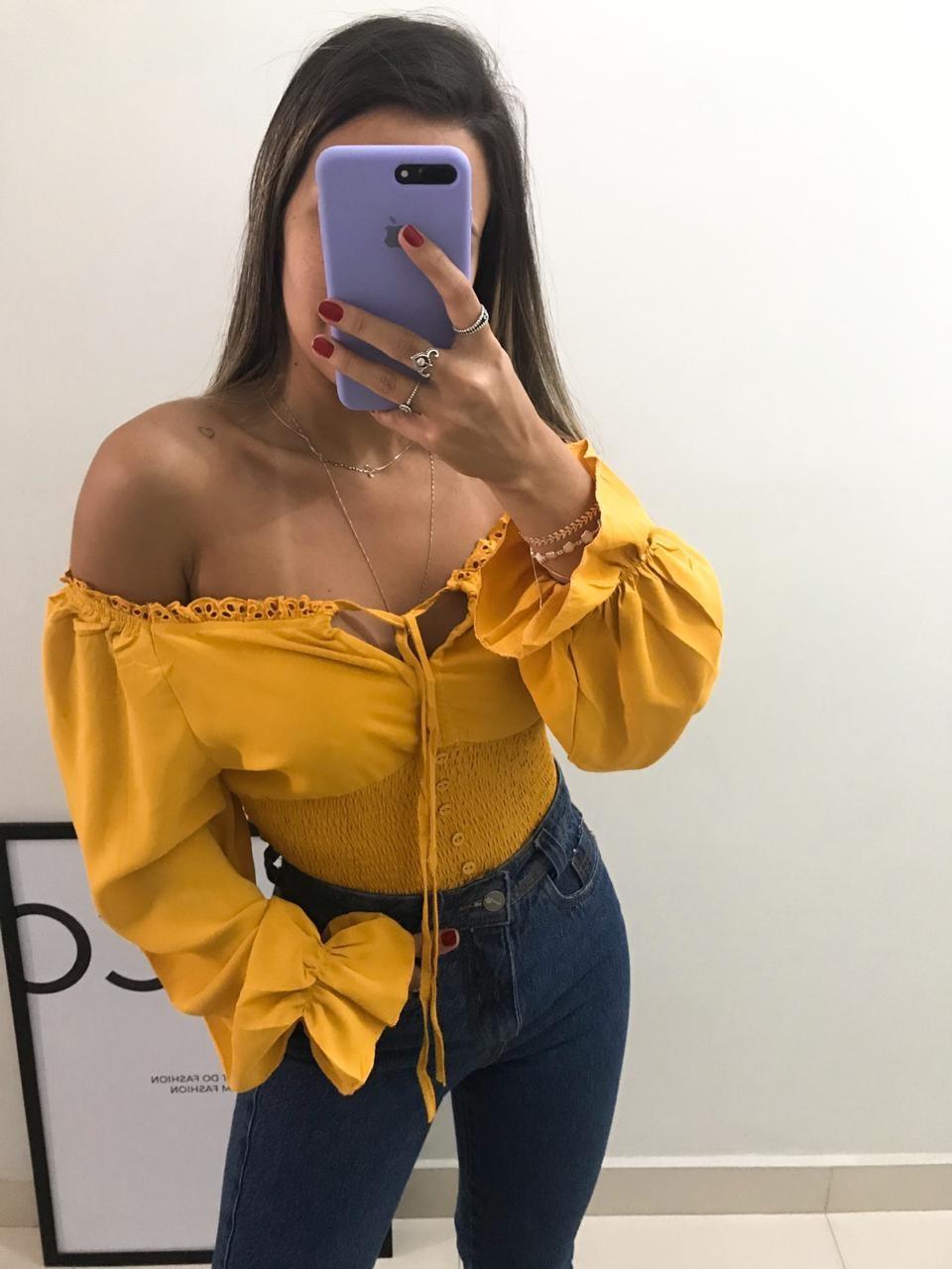 Blusa Lara