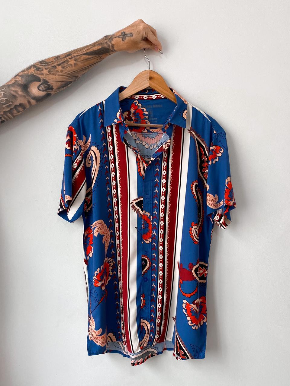 Blusão Arabesco