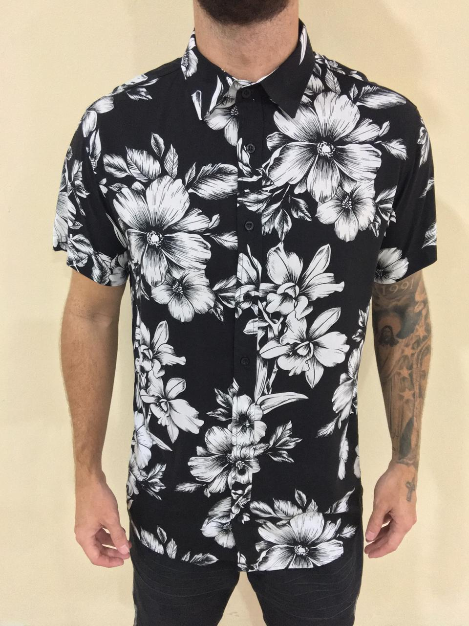 Blusão Floral