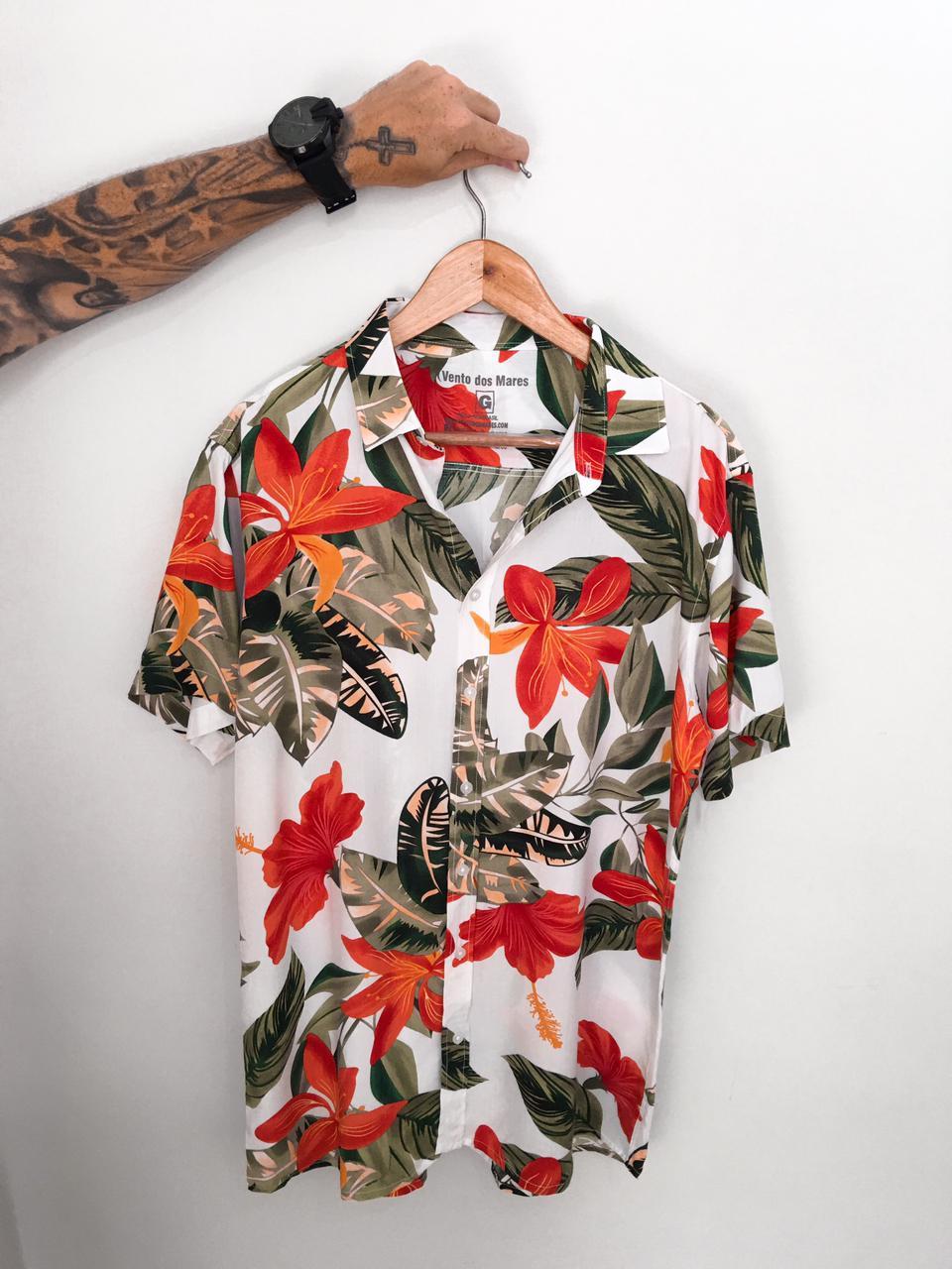 Blusão Hawai