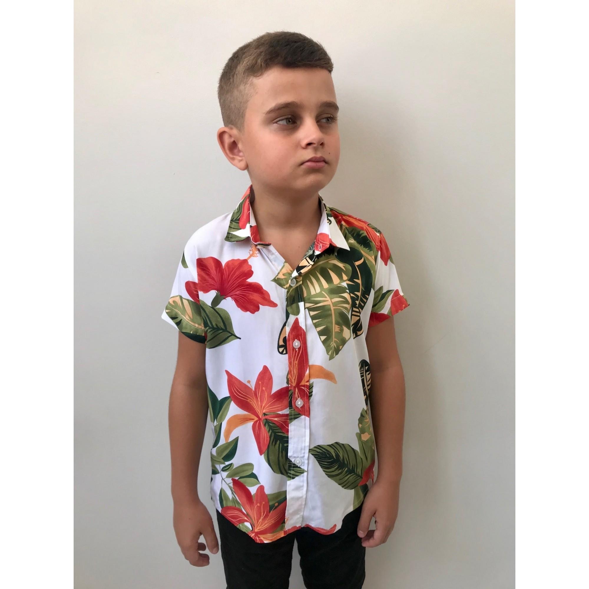 Blusão Hawai Infantil