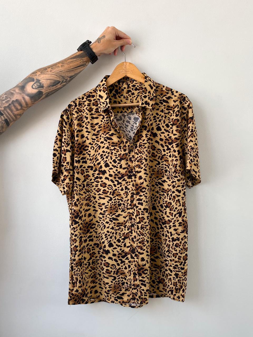 Blusão Safari