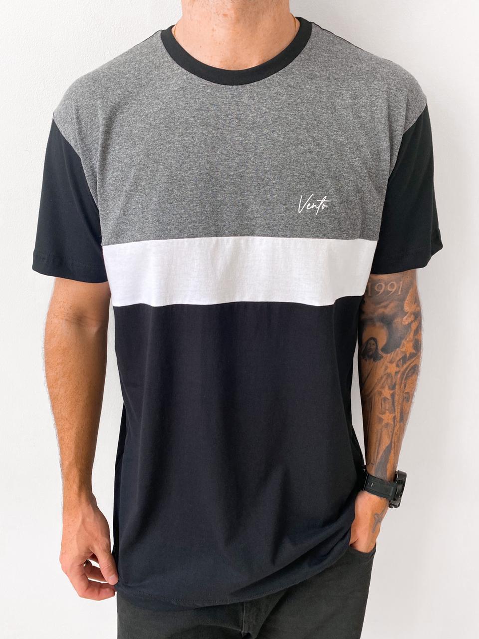 Camisa Faixa