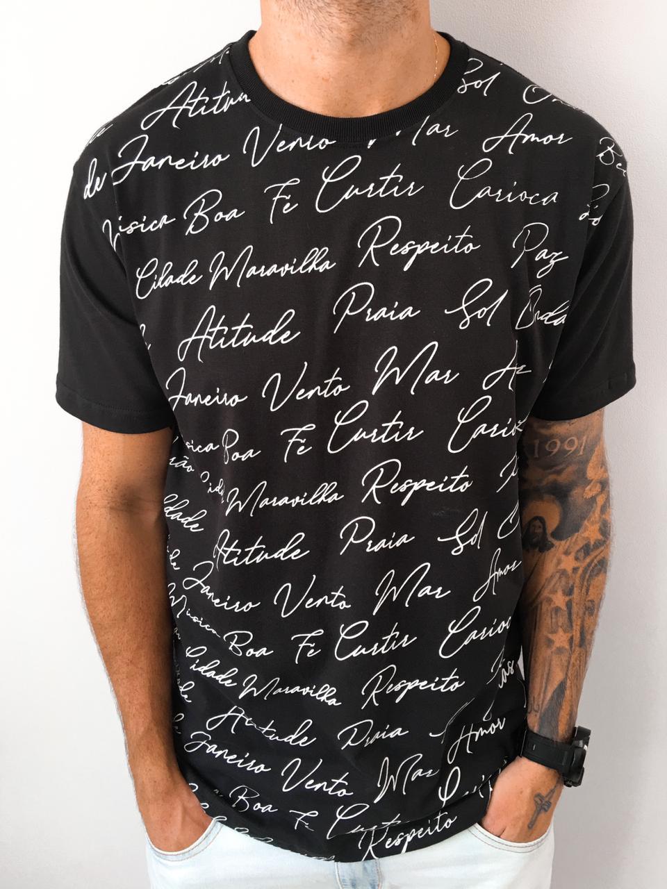 Camisa Full Vibe Boa