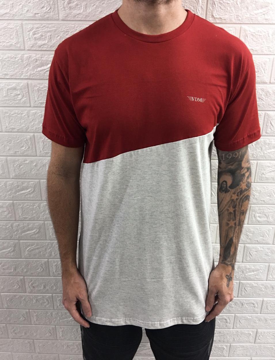 Camisa Long Diagonal