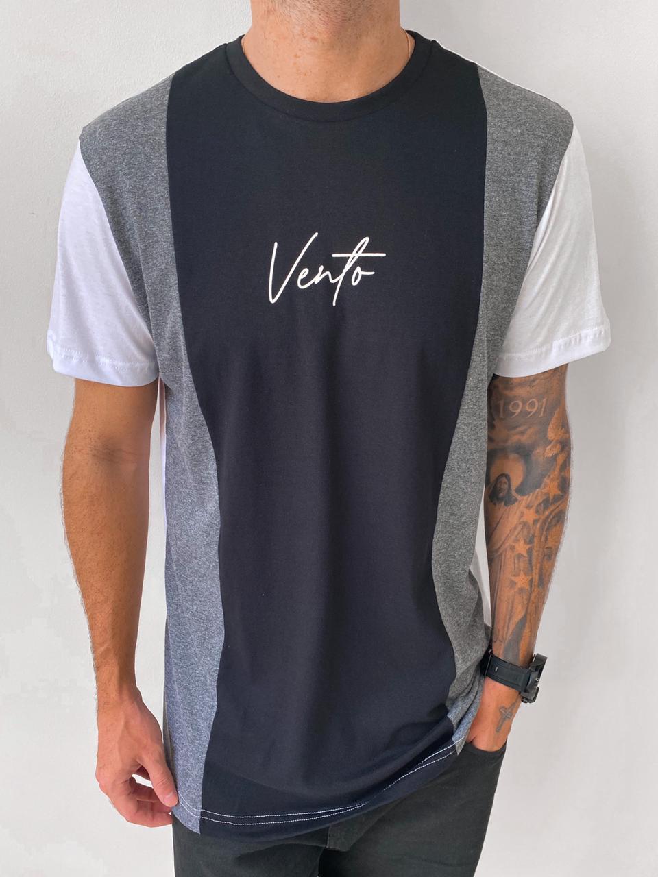Camisa Recortes
