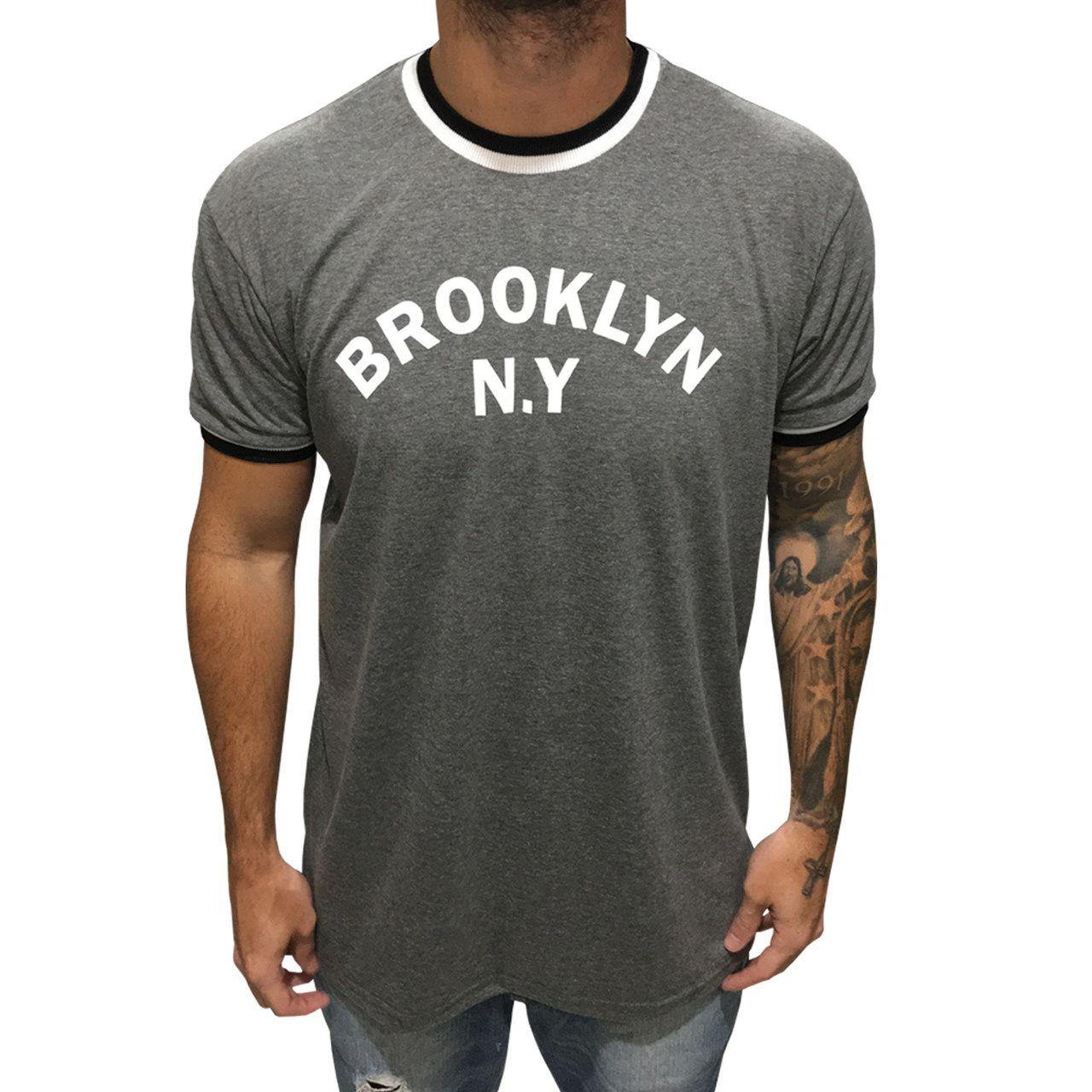 Camisa Retilínea Brooklyn