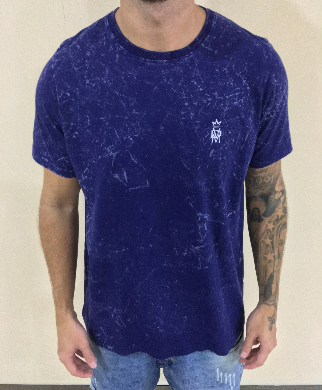 Camisa Sky Básica