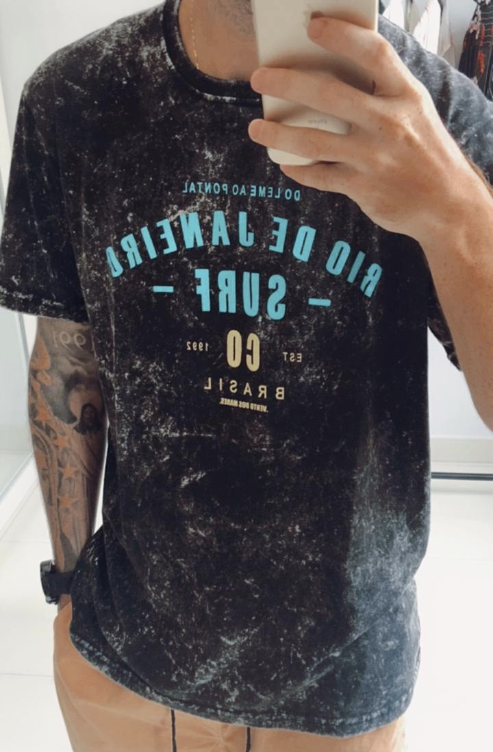 Camisa Sky Leme ao Pontal