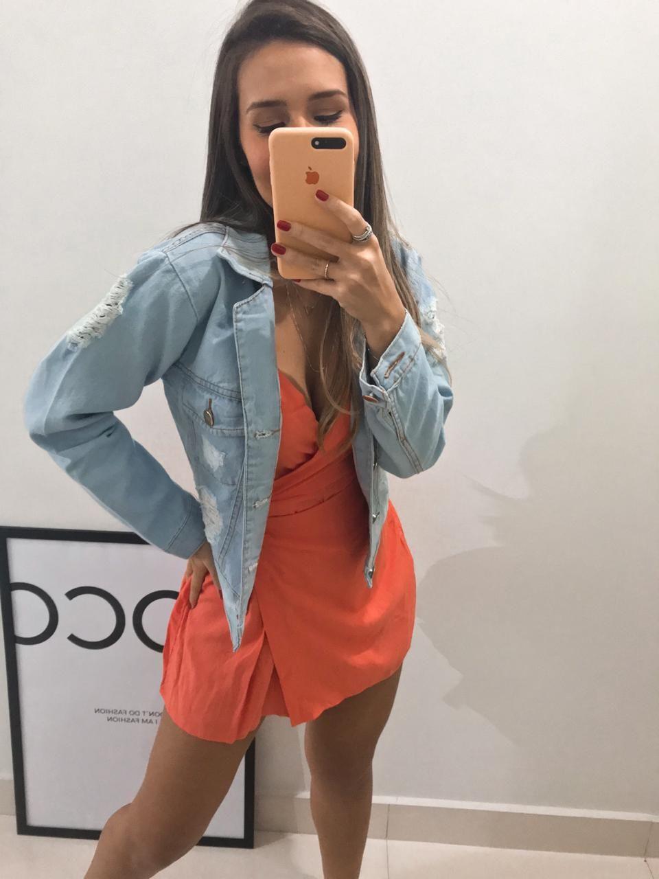 Jaqueta Clara