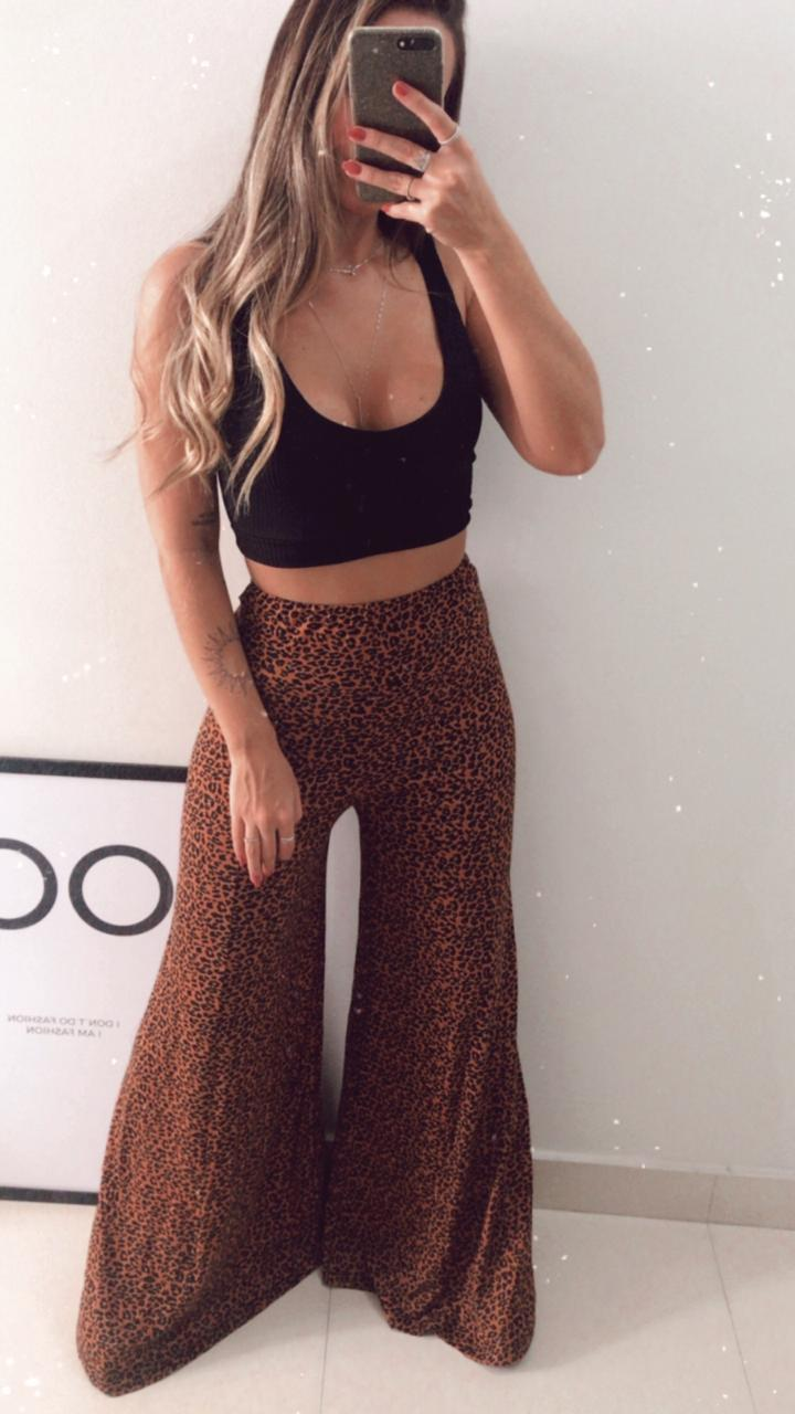 Pantalona Animal Print